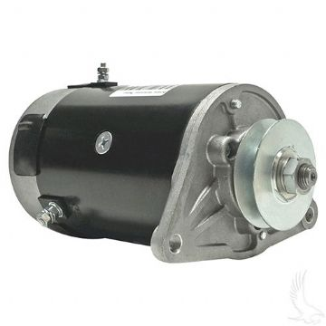 Starter Generator (Motor), Clockwise Rotation, Club Car Gas 97-13 (Not for Subaru Engine)